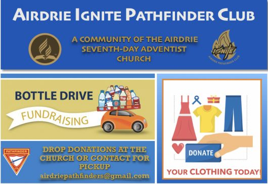 Airdrie Ignite Pathfinder Club : Airdrie SDA Church Airdrie AB